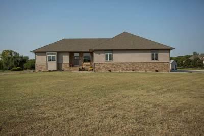 Garden Plain Single Family Home For Sale: 29633 W 23rd St S