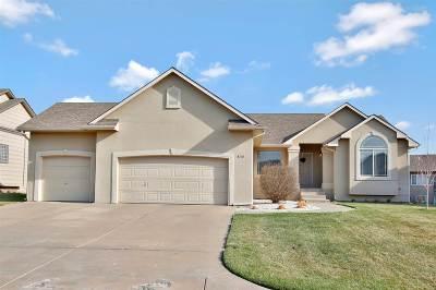 Wichita Single Family Home For Sale: 8110 W Havenhurst Cir