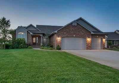 Maize KS Single Family Home For Sale: $334,200