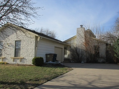 Bel Aire Single Family Home For Sale: 6416 E Rodeo Street