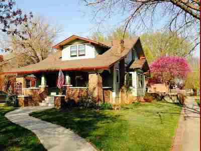 Wichita KS Single Family Home For Sale: $210,000
