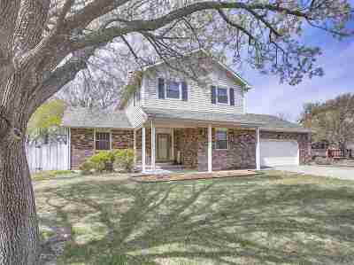 Andover KS Single Family Home For Sale: $225,000