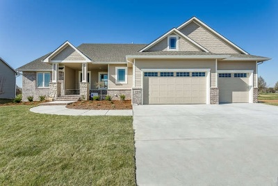 Wichita Single Family Home For Sale: 14707 W Moscelyn