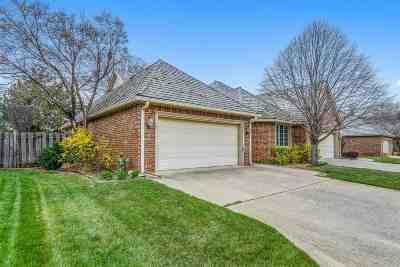 Wichita Single Family Home For Sale: 9317 E Bent Tree Cir
