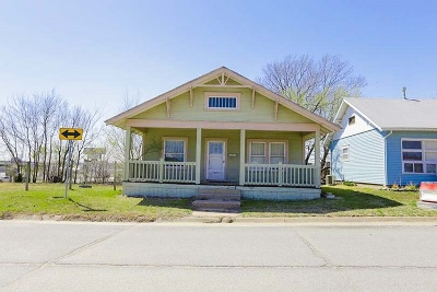 Augusta Single Family Home For Sale: 709 N Cliff Dr