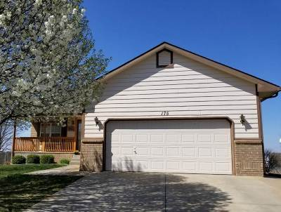 Haysville Single Family Home For Sale: 175 Peachwood Dr