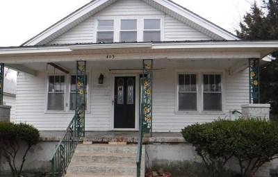 Reno County Single Family Home For Sale: 405 E Avenue F