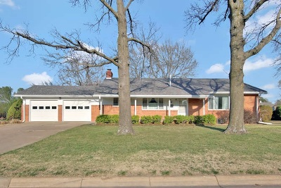 Augusta Single Family Home For Sale: 1924 State St