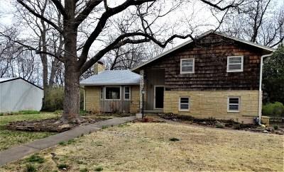 Wichita Single Family Home For Sale: 5300 N Porter St