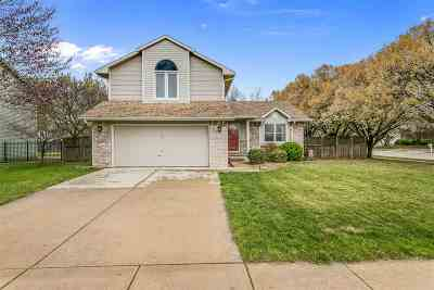 Bel Aire Single Family Home For Sale: 5534 Prairie Hawk Dr