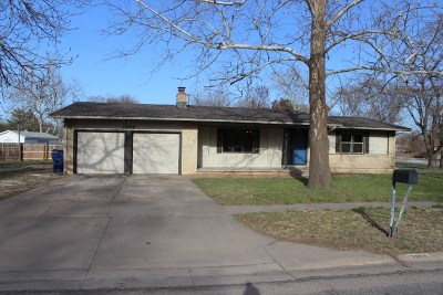 Single Family Home Sale Pending: 2866 N Halstead