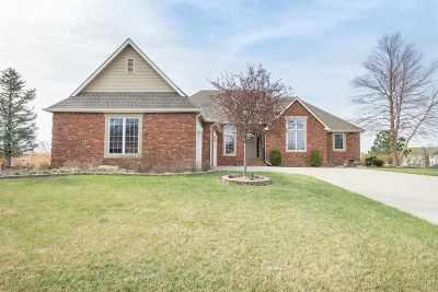 Wichita Single Family Home For Sale: 13546 E Buckskin St