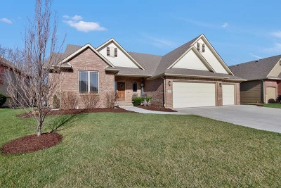 Andover KS Single Family Home For Sale: $300,000