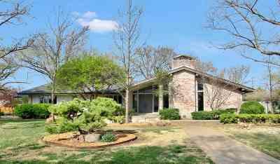 Wichita Single Family Home For Sale: 1315 E Perth