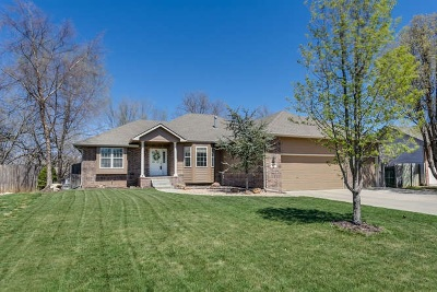 Andover KS Single Family Home For Sale: $269,900