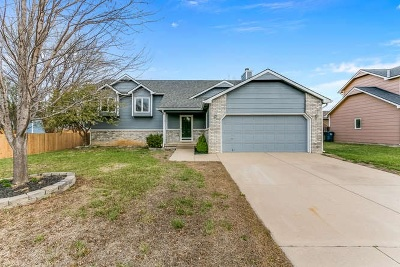 Bel Aire Single Family Home For Sale: 5004 E Willow Point Rd