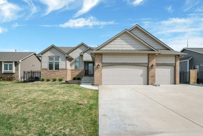 Andover KS Single Family Home For Sale: $219,000