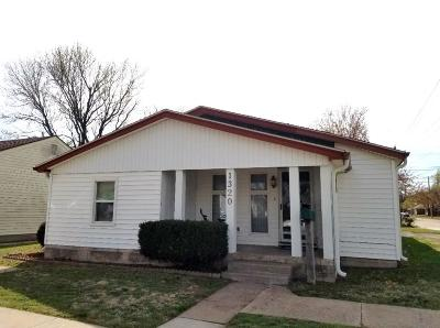 Wellington Single Family Home For Sale: 1320 N B St
