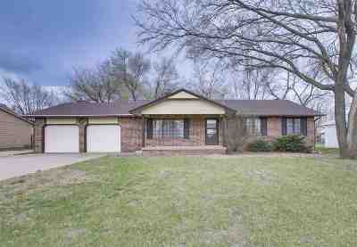 Augusta Single Family Home For Sale: 5 E Ranchwood Dr