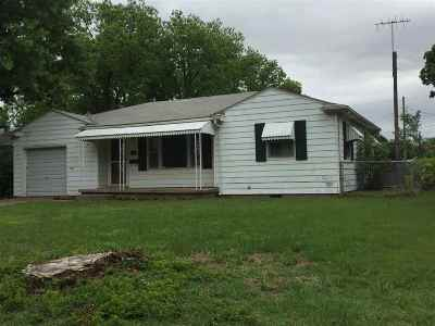 Wellington Single Family Home For Sale: 1817 N B St