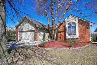 Derby Single Family Home For Sale: 336 E Wild Plum