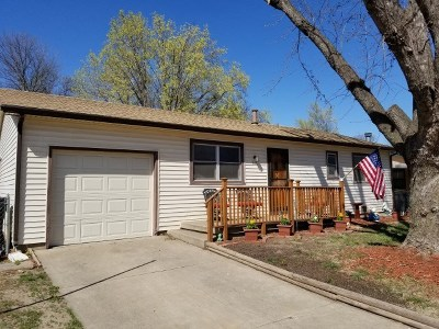 Haysville Single Family Home For Sale: 346 W 6th St