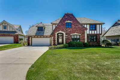Wichita Single Family Home For Sale: 904 N Cypress Ct