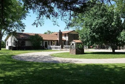 Douglass Single Family Home For Sale: 10653 SW 190th St