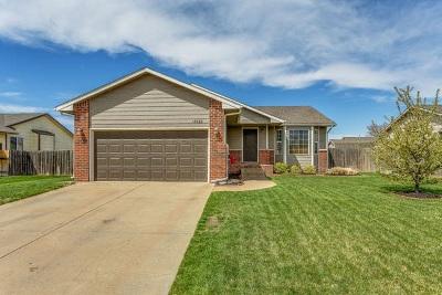 Wichita Single Family Home For Sale: 13822 W Alderny St.