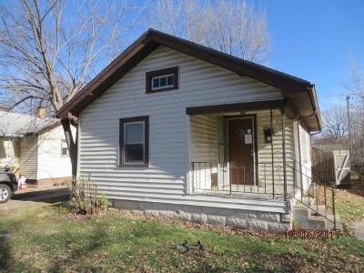 Wichita Single Family Home For Sale: 1722 S Ellis