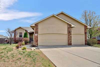 Andover KS Single Family Home For Sale: $212,500