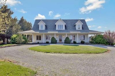 Augusta Single Family Home For Sale: 9783 SW Santa Fe Lake Rd