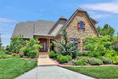 Andover KS Single Family Home For Sale: $525,000