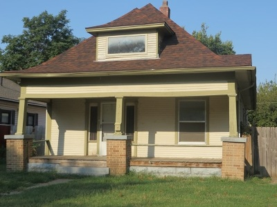 Sedgwick County Single Family Home For Sale: 1335 S Waco Ave