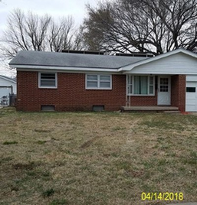Sedgwick County Single Family Home For Sale: 1519 W Greenfield