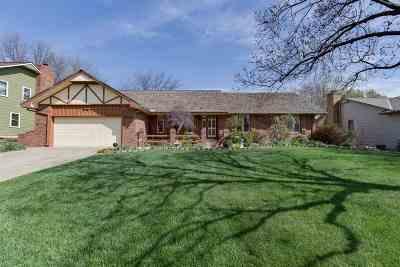 Sedgwick County Single Family Home For Sale: 11314 W Sheriac St