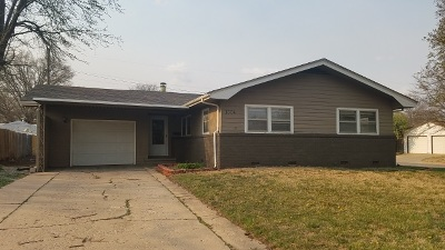 Wichita Single Family Home For Sale: 1304 W 30th St S