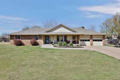 Andover KS Single Family Home For Sale: $200,000