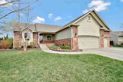 Andover KS Single Family Home For Sale: $258,000