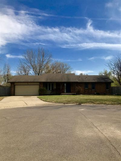 Andover KS Single Family Home For Sale: $143,000