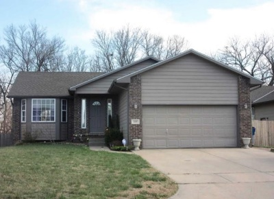 Andover KS Single Family Home For Sale: $179,900