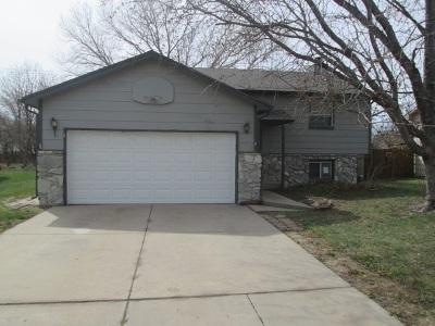 Wichita KS Single Family Home For Sale: $102,000