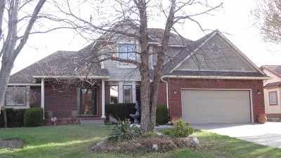 Wichita Single Family Home For Sale: 4109 N Plum Tree St