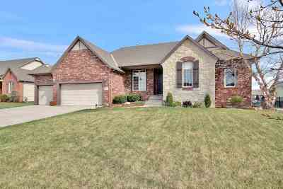 Andover Single Family Home For Sale: 2249 N Stonegate Cir