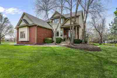 Wichita Single Family Home For Sale: 1221 N Hickory Creek Ct