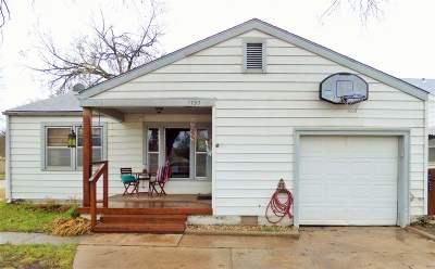 Wichita Single Family Home For Sale: 1757 S Fern St