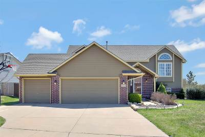 Andover KS Single Family Home For Sale: $205,000