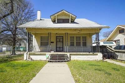 Wichita Multi Family Home For Sale: 751 S Pattie St