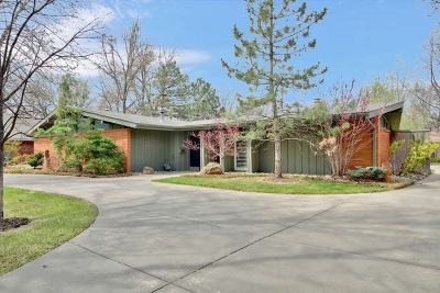 Wichita Single Family Home For Sale: 811 N Stratford Ln