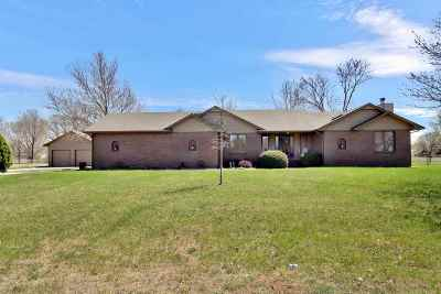 Haysville Single Family Home For Sale: 1417 E 86th St S
